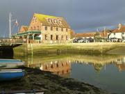 5th Jan 2020 - Slipper Sailing Club at Low Tide