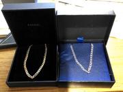 5th Jan 2020 - Silver Necklaces