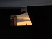 2nd Jan 2020 - A Glimpse of Sunset