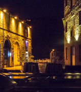 5th Jan 2020 - Canal basin by night