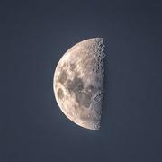 6th Jan 2020 - The Moon