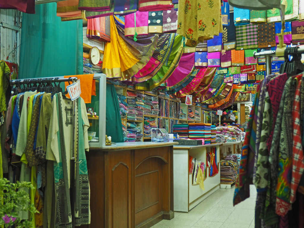 Indian Tailors Shop by ianjb21