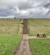 6th Jan 2020 - Below the reservoir