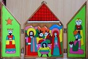 6th Jan 2020 - Nativity Triptych