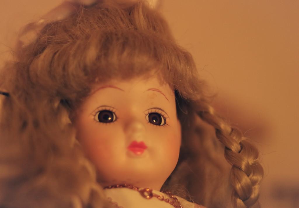 Little Girl by toinette