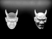 7th Jan 2020 - 2020-01-07 Demon masks