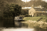 7th Jan 2020 - Huddersfield Broad Canal