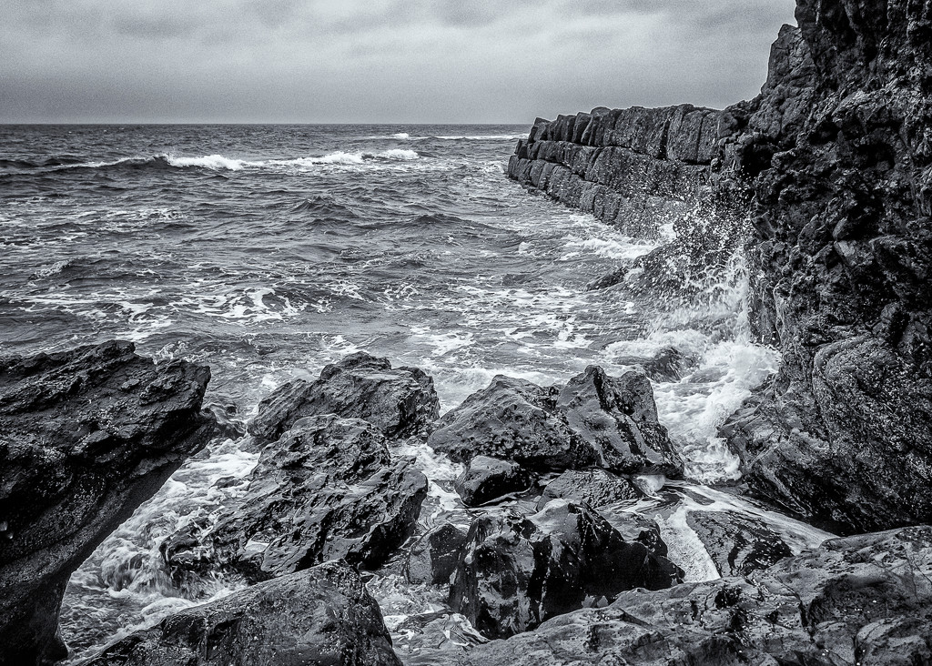 Dunure by iqscotland