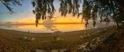 8th Jan 2020 - Panorama sunset.