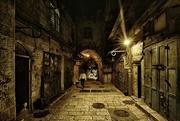 8th Jan 2020 - Streets of Jerusalem