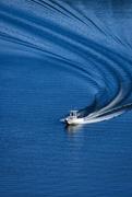 6th Jan 2020 - Fishing Boat on Lake Allatoona