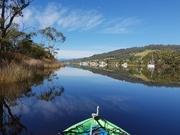 8th Jan 2020 - Kayaking on Huon River