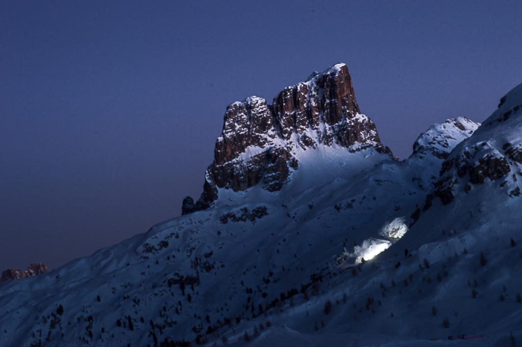 Mount Averau  by caterina
