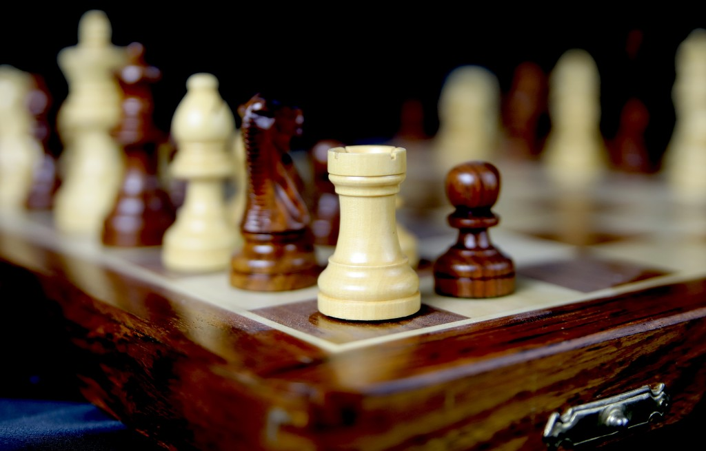 Alternate Chess Board by phil_sandford