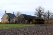 9th Jan 2020 - Farmhuis and barn