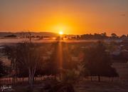 9th Jan 2020 - Misty Sunrise