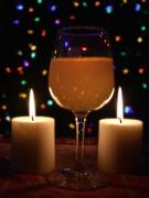 8th Jan 2020 - Candlelight romance