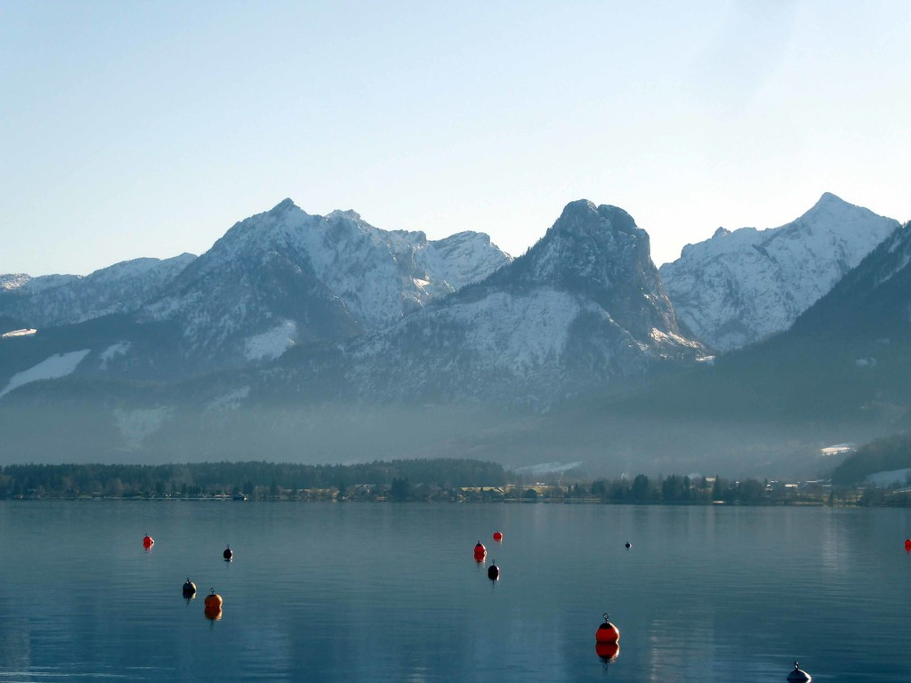 Wolfgangsee by cmp