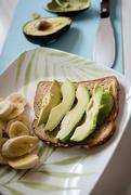 7th Jan 2020 - avocado toast...