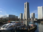 10th Jan 2020 - 2020-01-10 Boats @ Sakuragicho, Yokohama.02 HDR