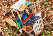 10th Jan 2020 - Toy Garden Truck