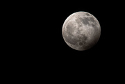 10th Jan 2020 - Penumbral Eclipse