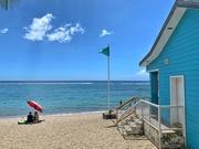 11th Jan 2020 - Blue seaside.