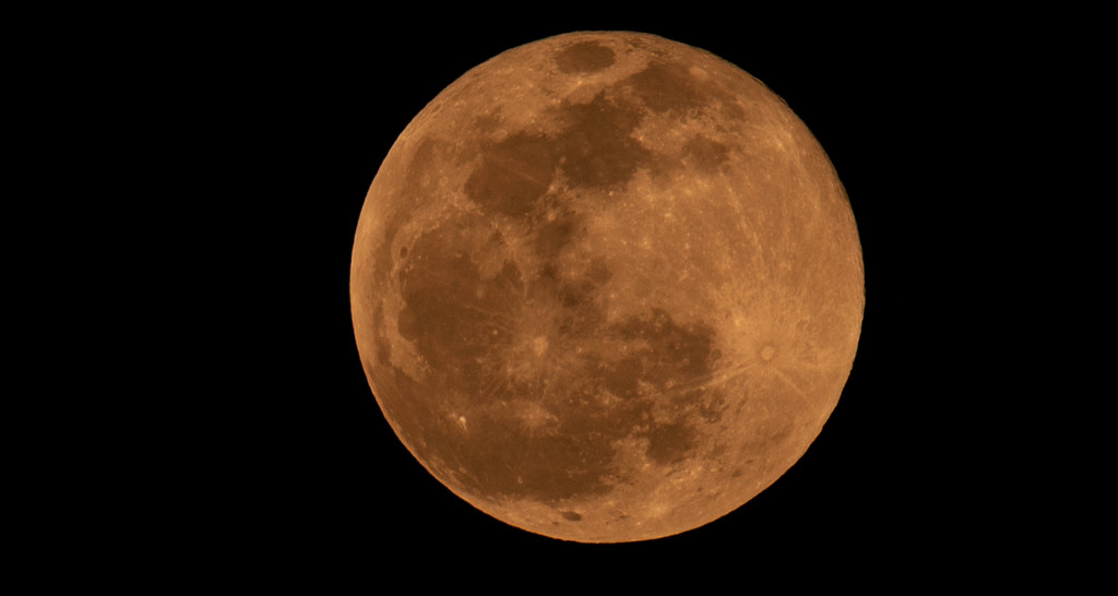 Tonight's Full Moon! by rickster549