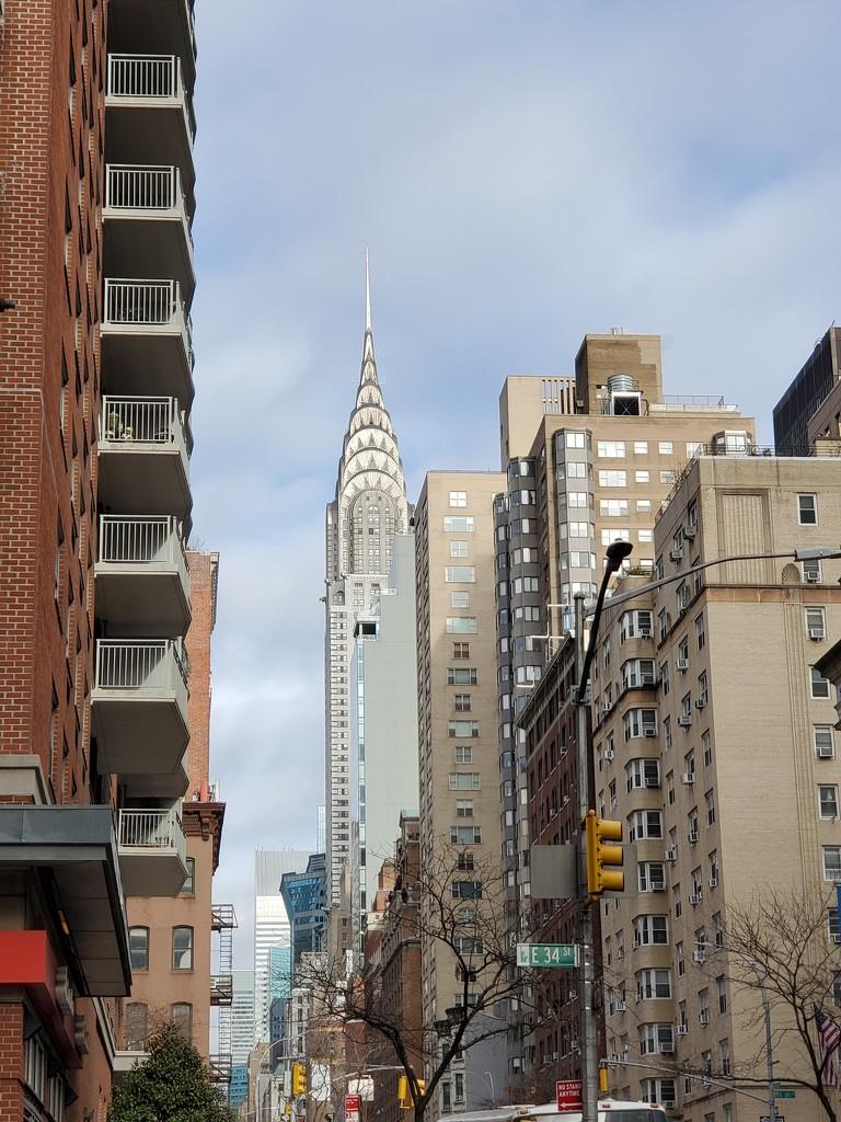 Chrysler Building  by jb030958