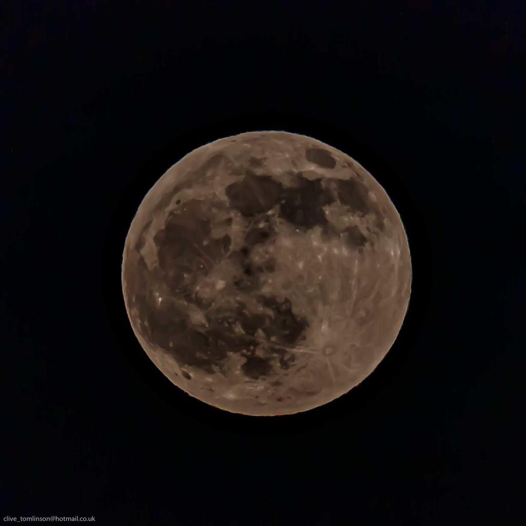 Wolf Moon by padlock