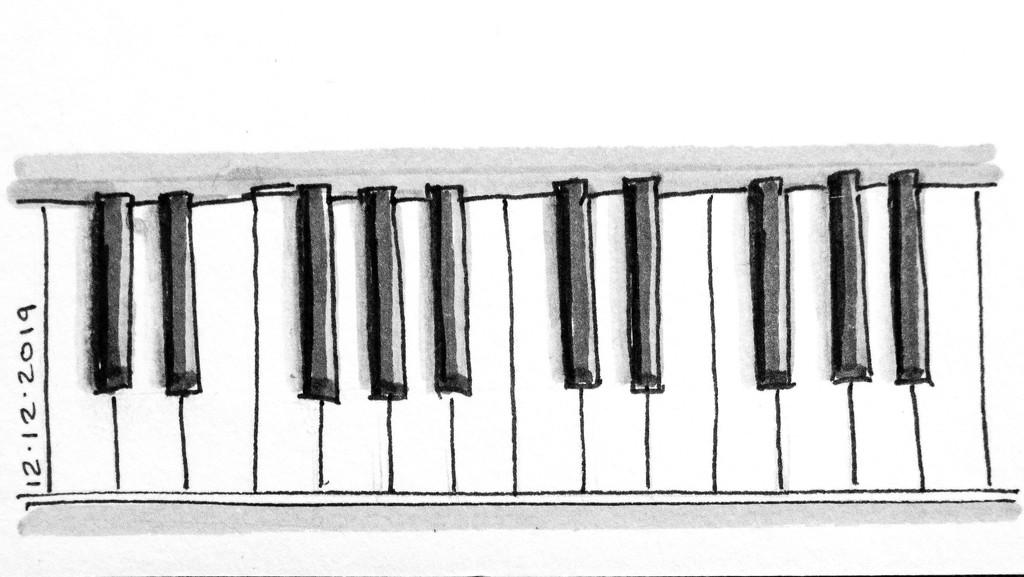 Piano by harveyzone