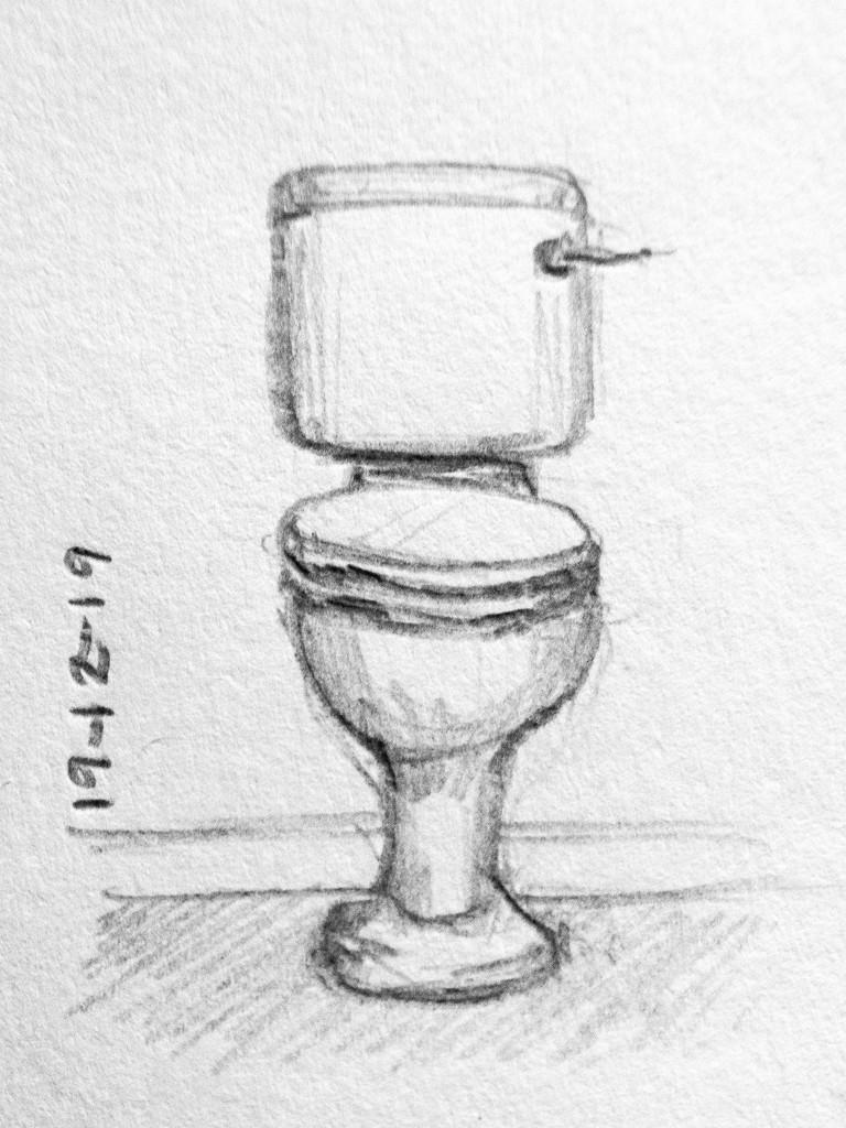 Toilet by harveyzone