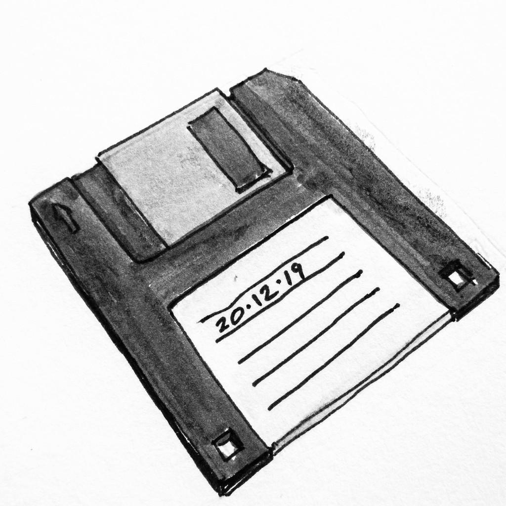 Floppy! by harveyzone