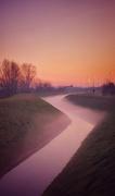 11th Jan 2020 - Misty canal