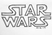21st Dec 2019 - Star Wars