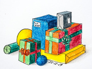 22nd Dec 2019 - Wrapping