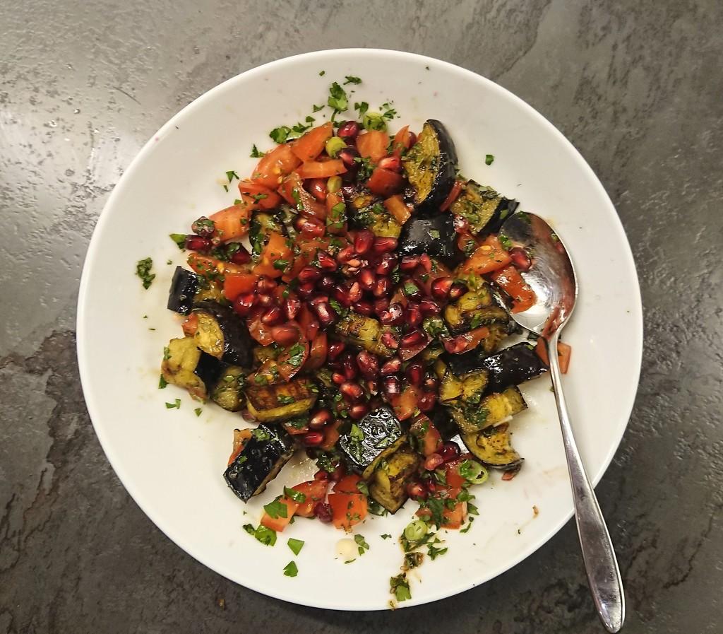 Salad days by peadar