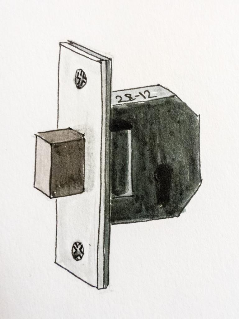 Lock by harveyzone