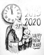 31st Dec 2019 - Happy New Year!