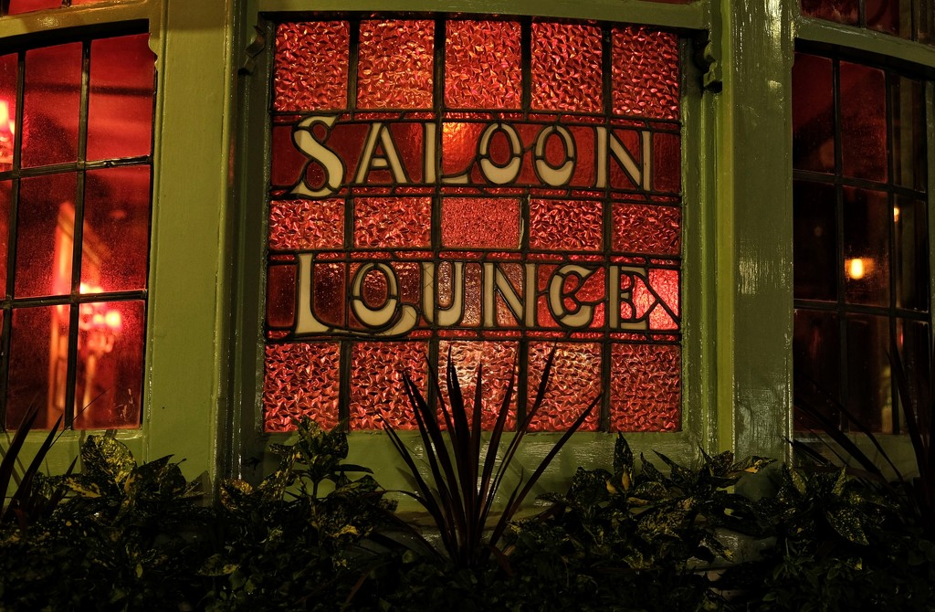 The Saloon Lounge by 4rky