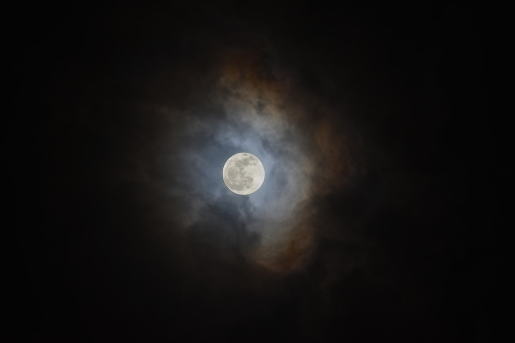 Moon clouds by homeschoolmom