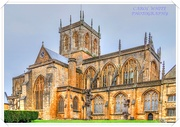 12th Jan 2020 - Sherborne Abbey,Dorset