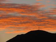 12th Jan 2020 - Fire in the sky...