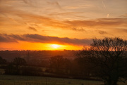 13th Jan 2020 - View Over Towards Dale Abbey In Derbyshire.