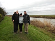 13th Jan 2020 -  Beside the River Trent