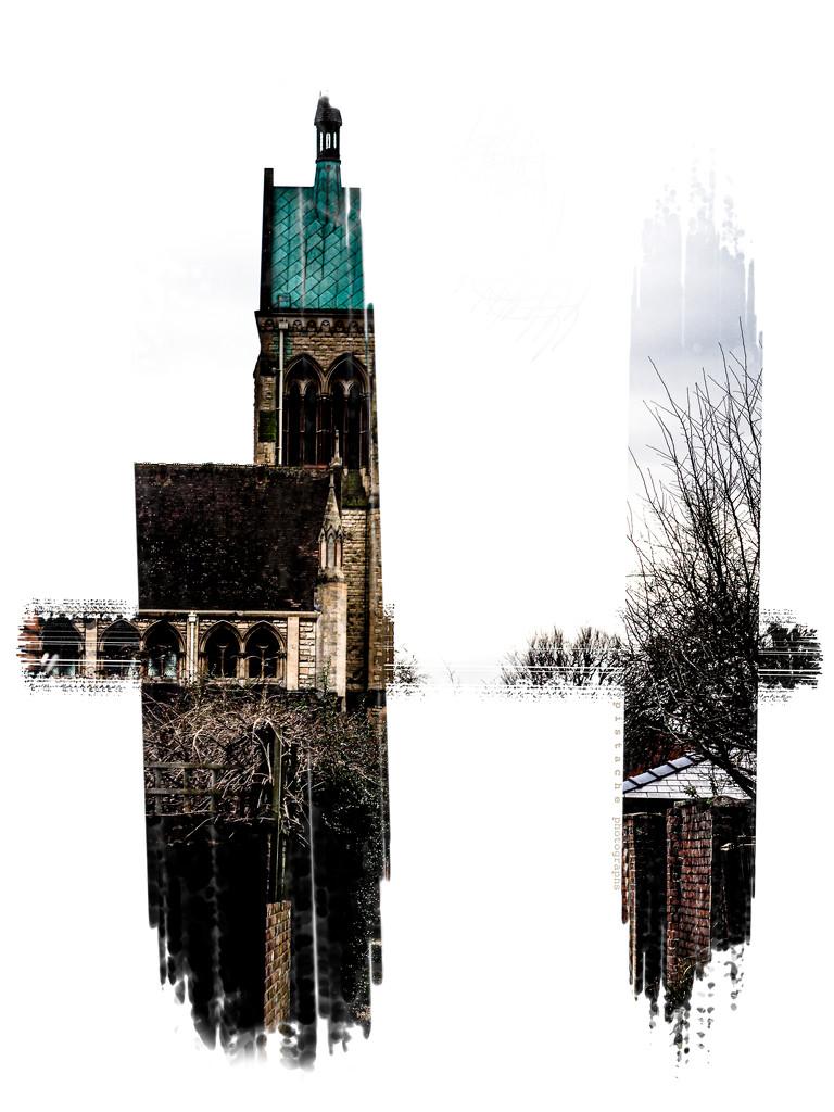 church slice by pistache