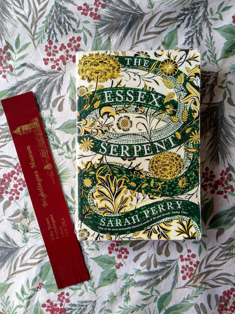 The Essex Serpent by boxplayer
