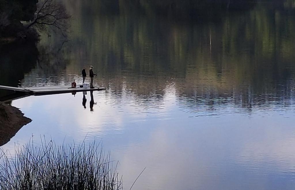 Two Fishermen by fotoblah
