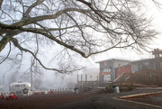 12th Jan 2020 - Foggy Morning at a Woodstock Brewery