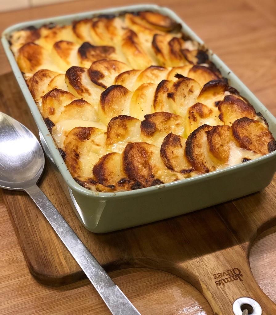 Monday Night Fish Pie by cookingkaren
